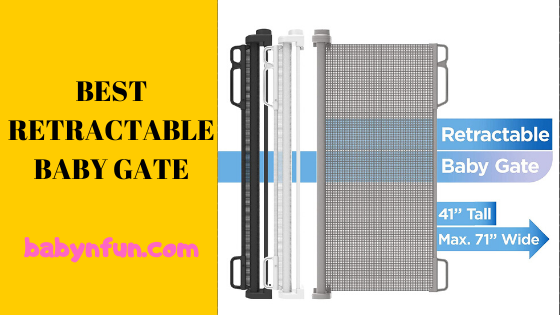 BEST RETRACTABLE BABY GATE 2020 (FULLY UPDATED)