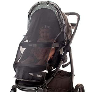Sun Shade for Strollers (Long)