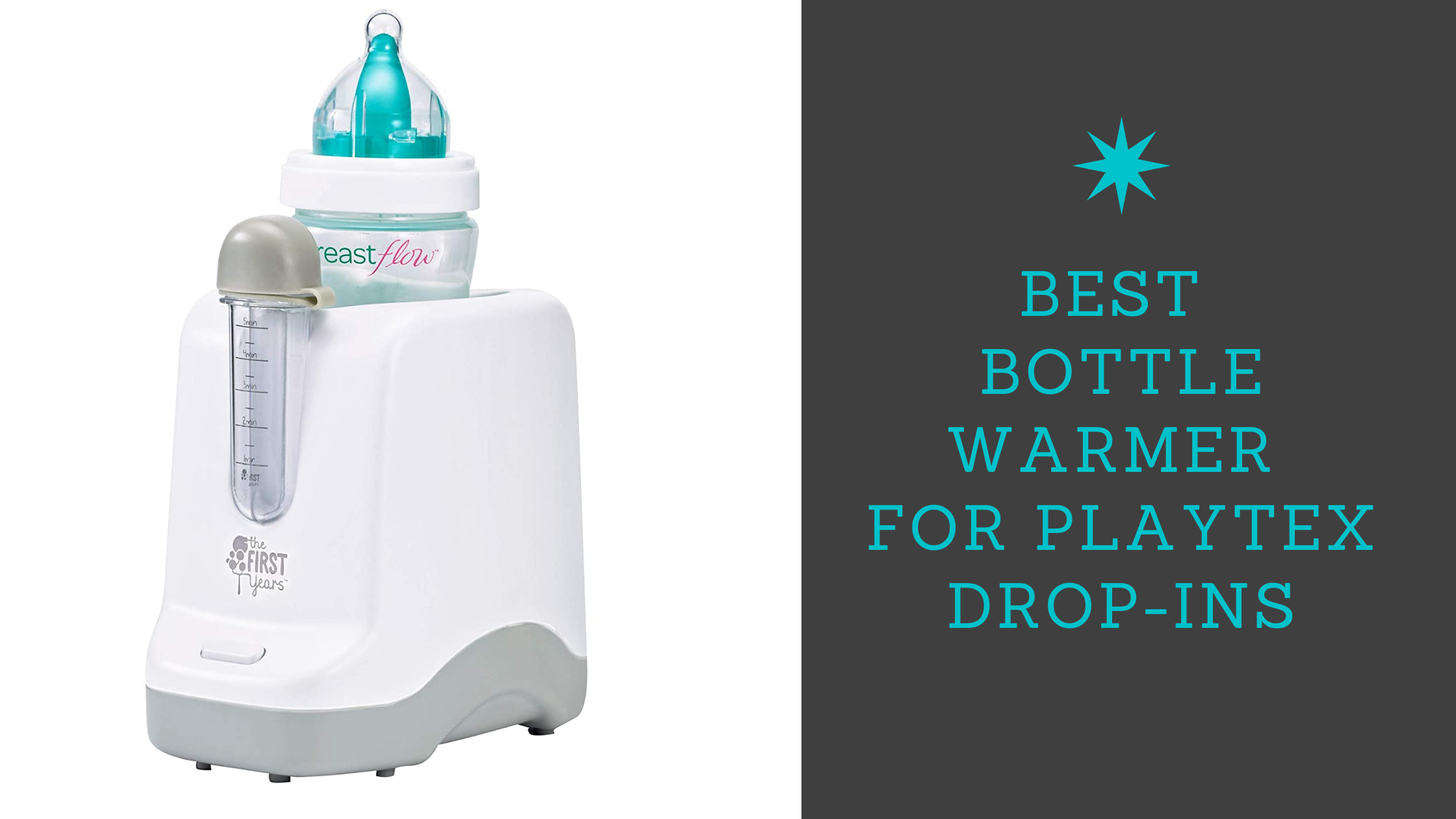 Best Bottle Warmer For Playtex Drop-Ins